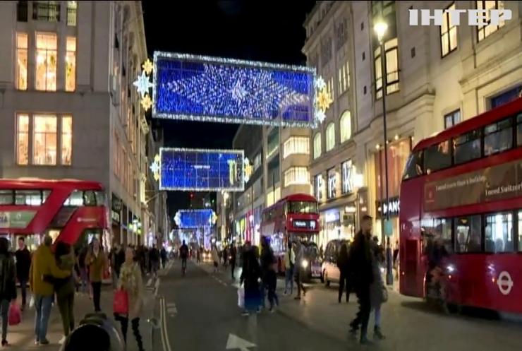 Британцям подарують послаблення карантину на Різдво