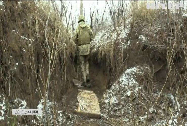 Бойовики проводять військові навчання поблизу окупованої Горлівки