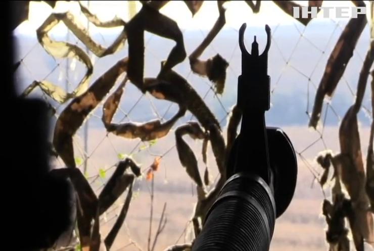 На Донбасі активізувалися снайпери бойовиків