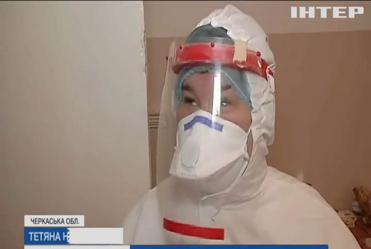 Подих, як розкіш: у Черкасах пацієнтам з ковідом катастрофічно бракує кисню