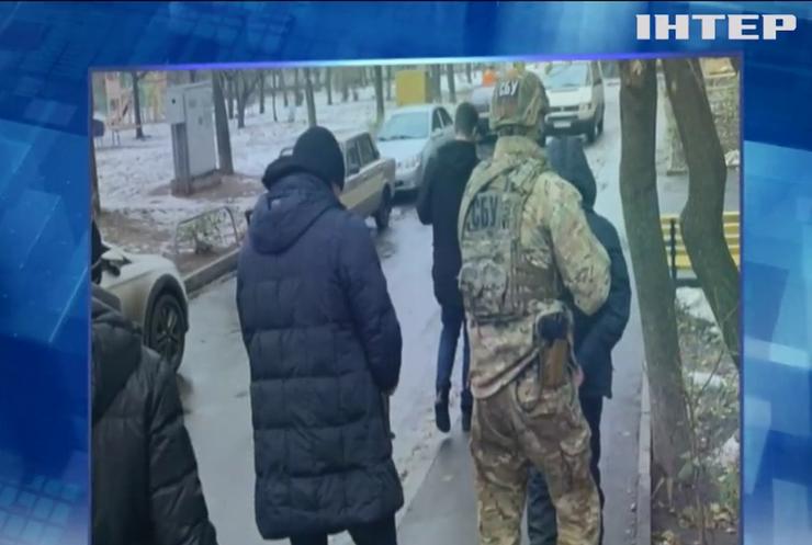 У Харкові спіймали колишнього бойовика