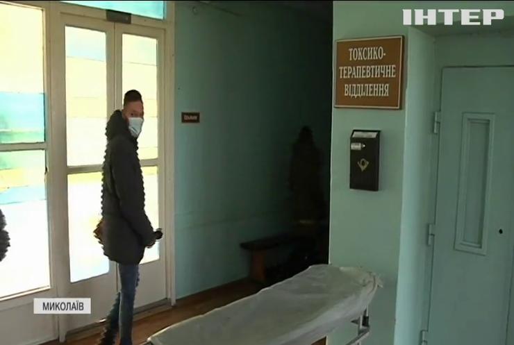 Чим завершився виклик швидкої до агресивного пацієнта в Миколаєві