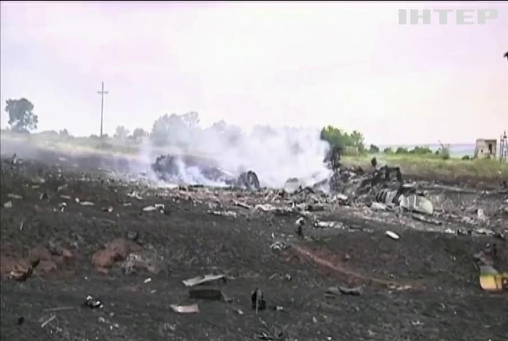 Літак малазійських авіаліній над Донбасом збито російською ракетою - суд