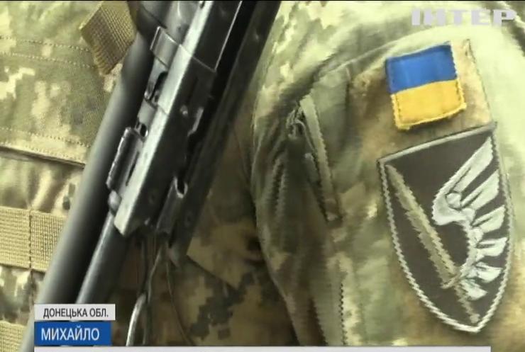 Війна на Донбасі: бійці фіксують снайперську активність