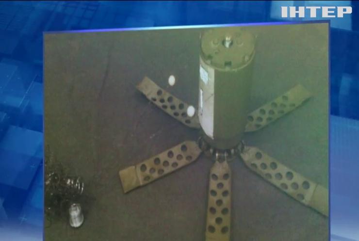 Фахівці відшукали заводи смертоносних мін у Росії
