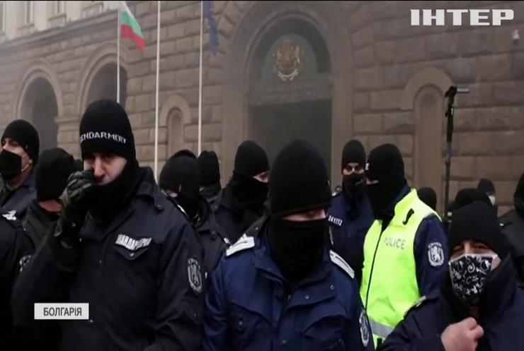 Болгарія запровадила суворий карантин