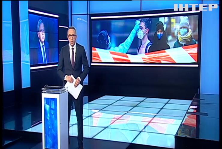 В Офісі Президента розглядають умови введення повного локдауну в Україні