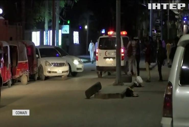 Теракт у Сомалі: смертник підірвав бомбу в центрі столиці