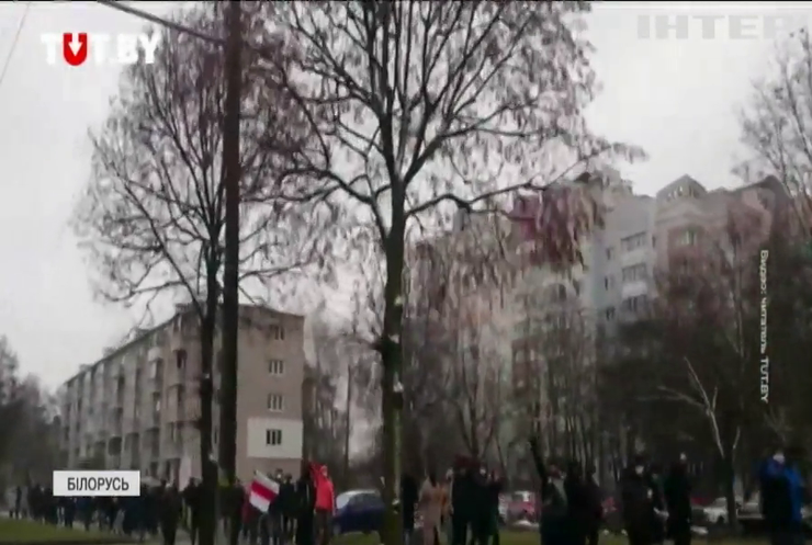 """""""Марш сусідів"""" у Мінську закінчився масовими затриманнями"""