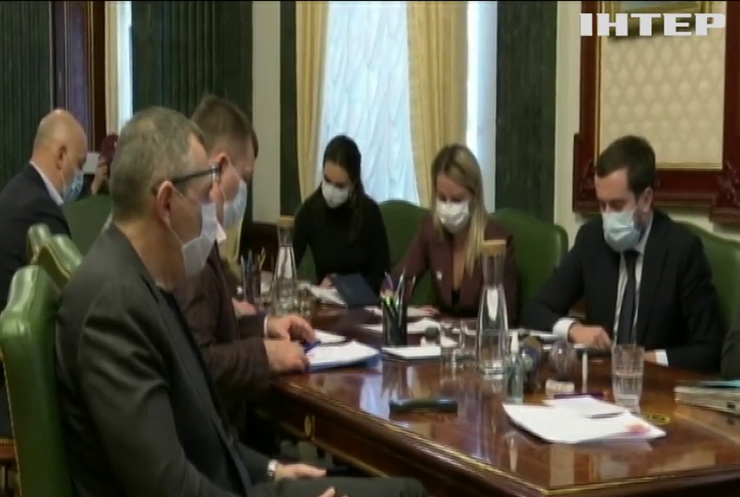 В Офісі Президента розглядають запровадження локдауну в Україні