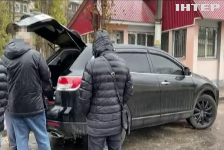 """В Одесі затримали """"мінера-рецидивіста"""""""