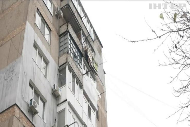У Кропивницькому з восьмого поверху випала дитина