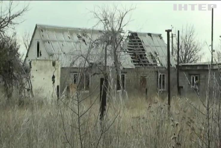 На Донбасі найманці дистанційно мінують околиці Водяного