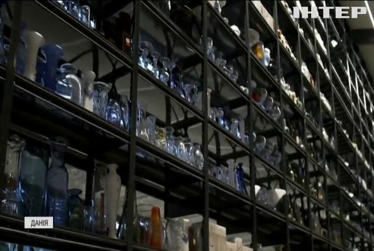 40 тисяч виробів зі скла зібрали на виставці поблизу Копенгагена