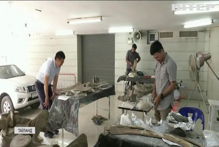 У Таїланді археологи відкопали унікальний скелет
