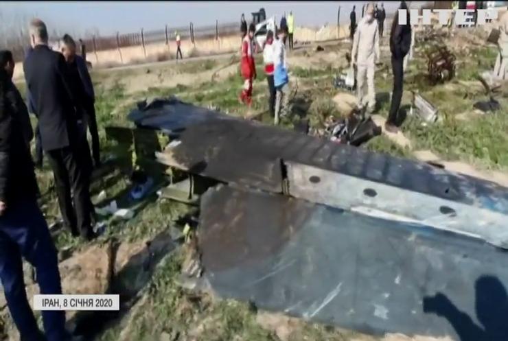 Авіакатастрофа МАУ: Іран відкликав рішення про виплату компенсацій