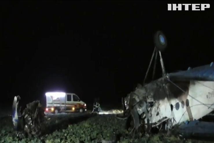 На Тернопільщині розбився легкомоторний літак