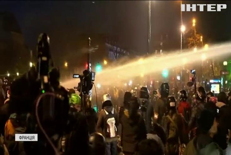 У Франції не припиняються протести проти поліцейського свавілля