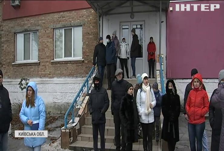 На Київщині жителі можуть залишитись без води та світла