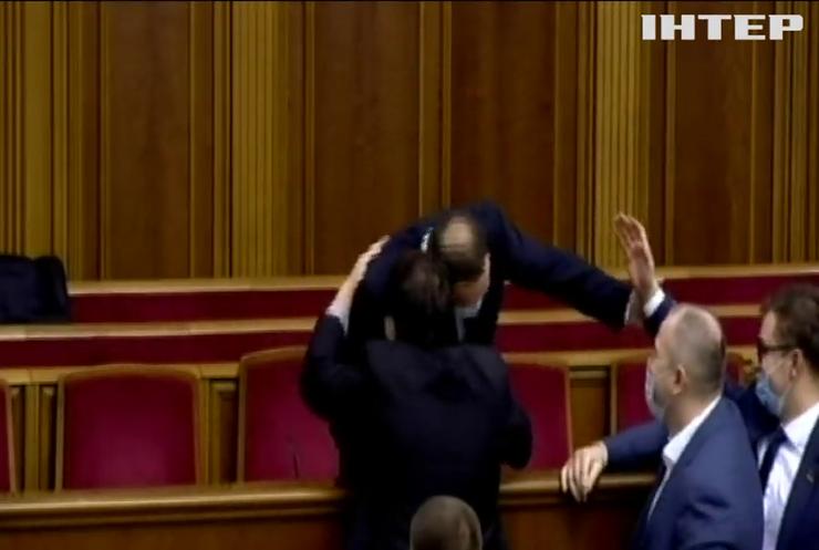 Голосування за призначення Сергія Шкарлета міністром освіти спричинило скандал у Верховній Раді
