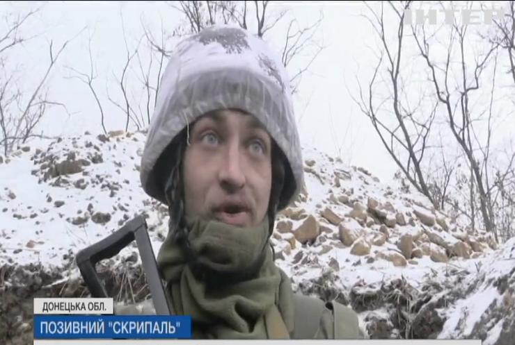 Війна на Донбасі: бойовики продовжують обстріли