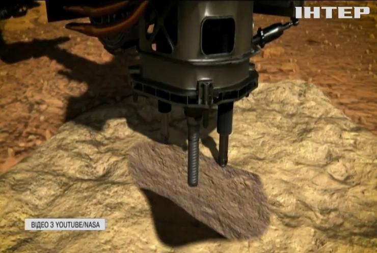У NASA показали майбутню посадку марсохода на Червону планету