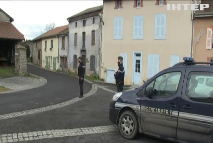 У Франції домашня сварка закінчилася вбивством трьох поліцейських