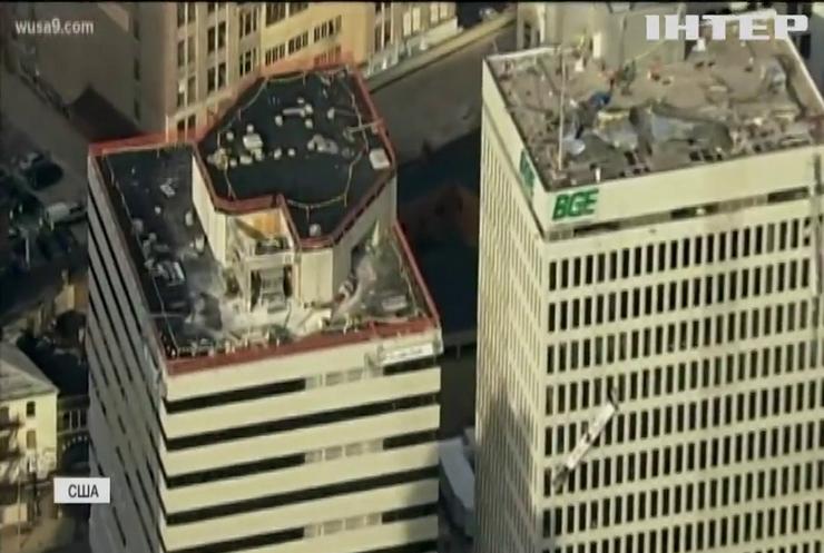 Потужний вибух сколихнув американський Балтимор