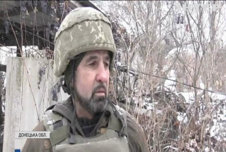 Війна на Донбасі: під Горлівкою зросла кількість ворожих обстрілів