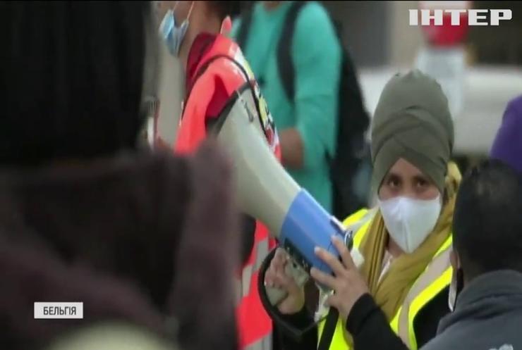 У Брюсселі тисячі мігрантів опинилися на вулиці через коронакризу