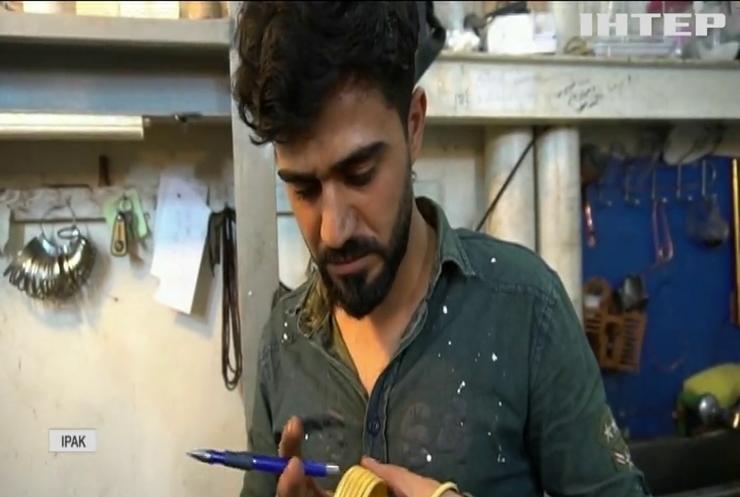Червоне золото традицій: ювеліри Іраку намагаються зберегти стародавню технологію