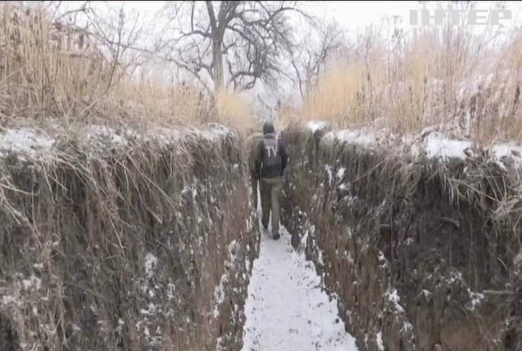 Війна на Донбасі: околиці Авдіївки обстрілювали з гранатометів