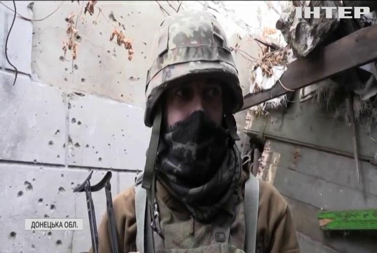 Біля Авдіївки бойовики продовжують порушувати перемир'я