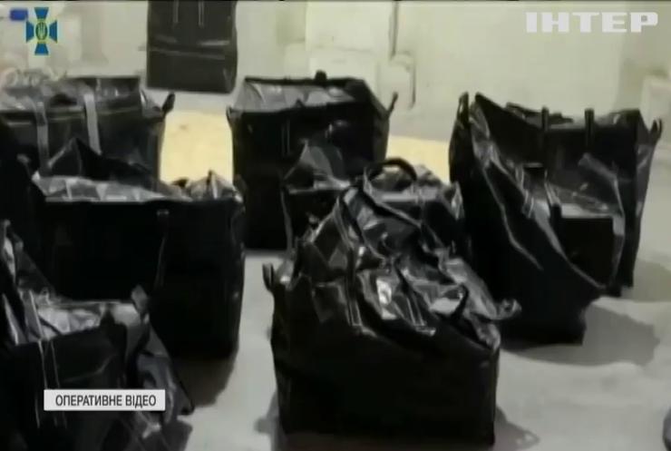 У Львові поліція знайшла тонну героїну