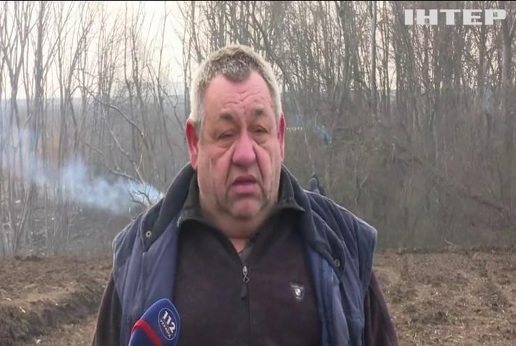 На Полтавщині розслідують причини вибуху на газогоні
