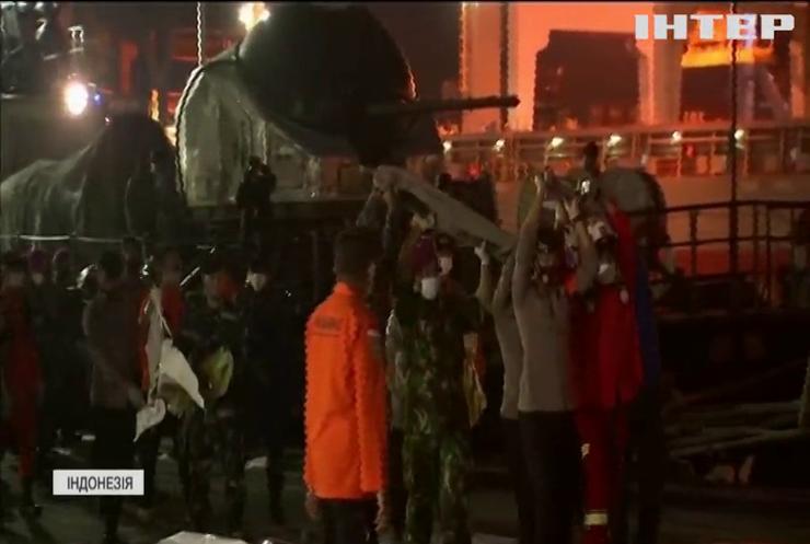 Рятувальники знайшли місце аварії індонезійського лайнера