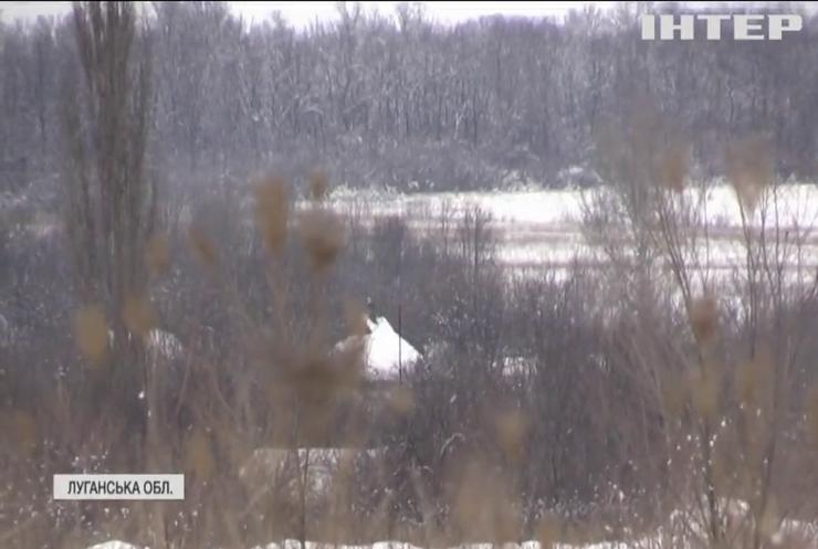 Війна на Донбасі: поблизу Донецька працював ворожий снайпер
