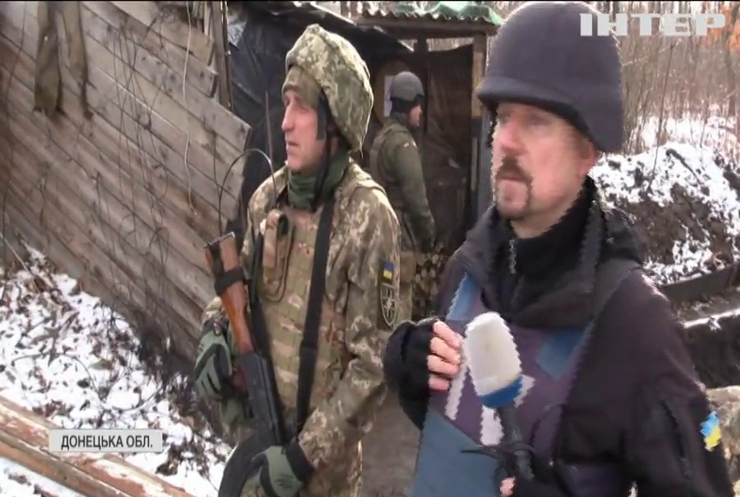 На Донбасі куля ворожого снайпера забрала життя українського військовослужбовця