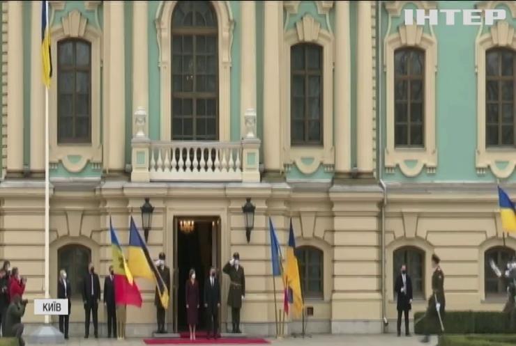 Зустріч на вищому рівні: про що домовилися президенти України та Молдови