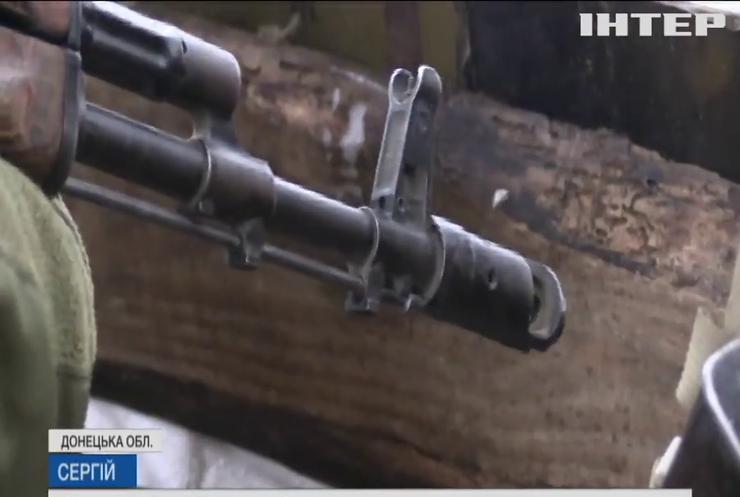 Війна на Донбасі: на Приазов'ї  ворог активізував обстріли з гранатометів та кулеметів