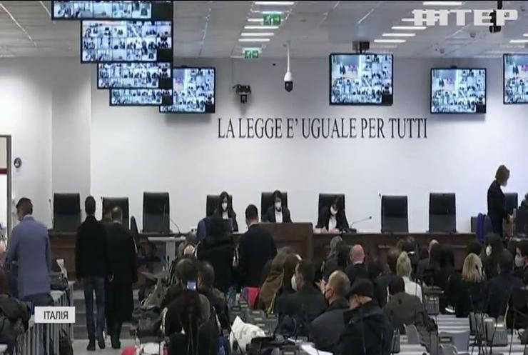 В Італії розпочався один з найбільших судових процесів проти мафії