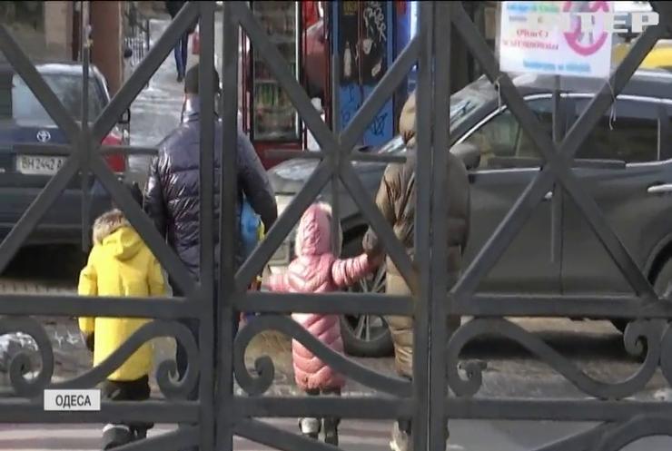 В Одесі шукають вибухівку у 185 дитсадках