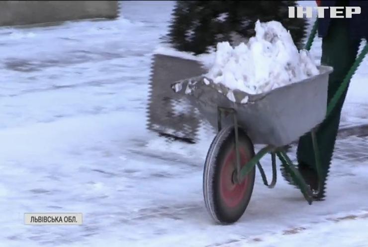 Чому зима в Україну як завжди прийшла неочікувано