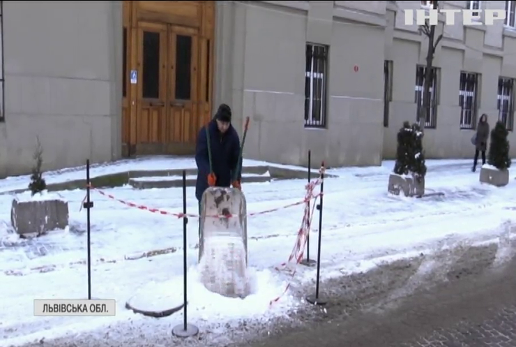 Зима в Україні: рятувальники попереджають про загрозу сходження лавин у Карпатах