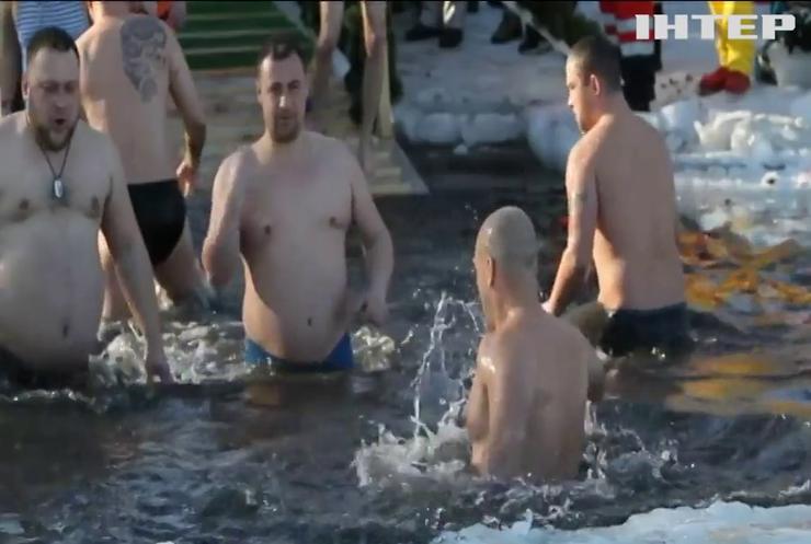 Очищення водою: Україна готується до святкування Водохреща