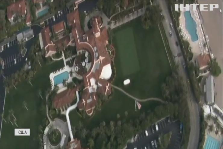 Дональд Трамп проміняє Білий Дім на елітний маєток у Флориді