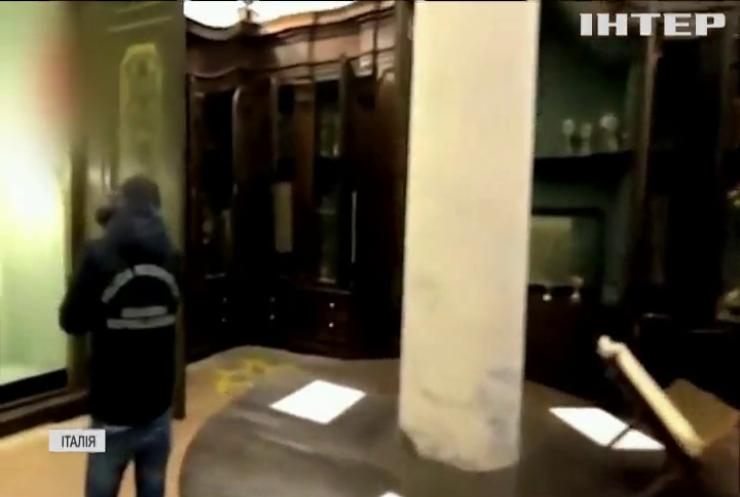 Поліція знайшла викрадену копію картини Леонардо да Вінчі