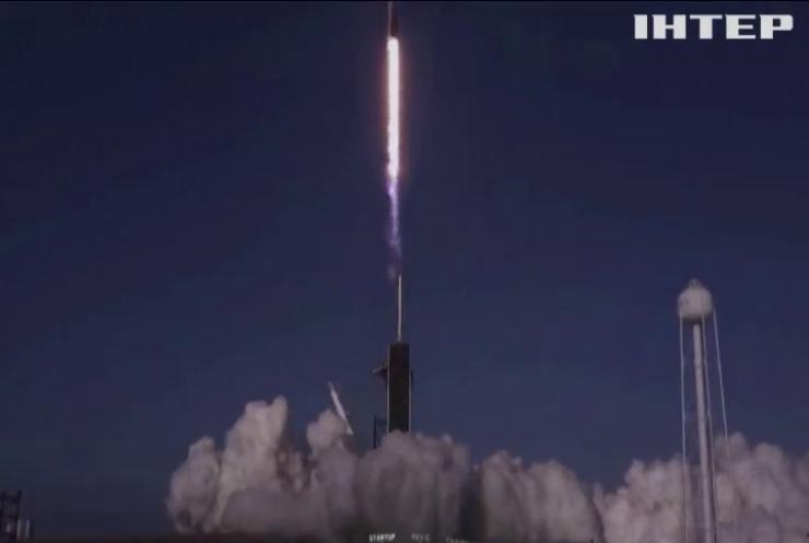 SpaceX запустила на орбіту чергову партію супутників Starlink