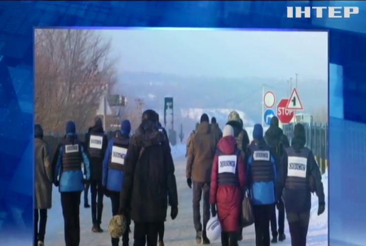 Донбас відвідала голова ОБСЄ Анн Лінде