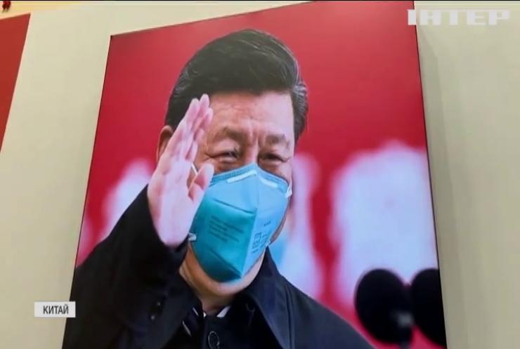 В Ухані присвятили виставку боротьбі проти коронавірусу